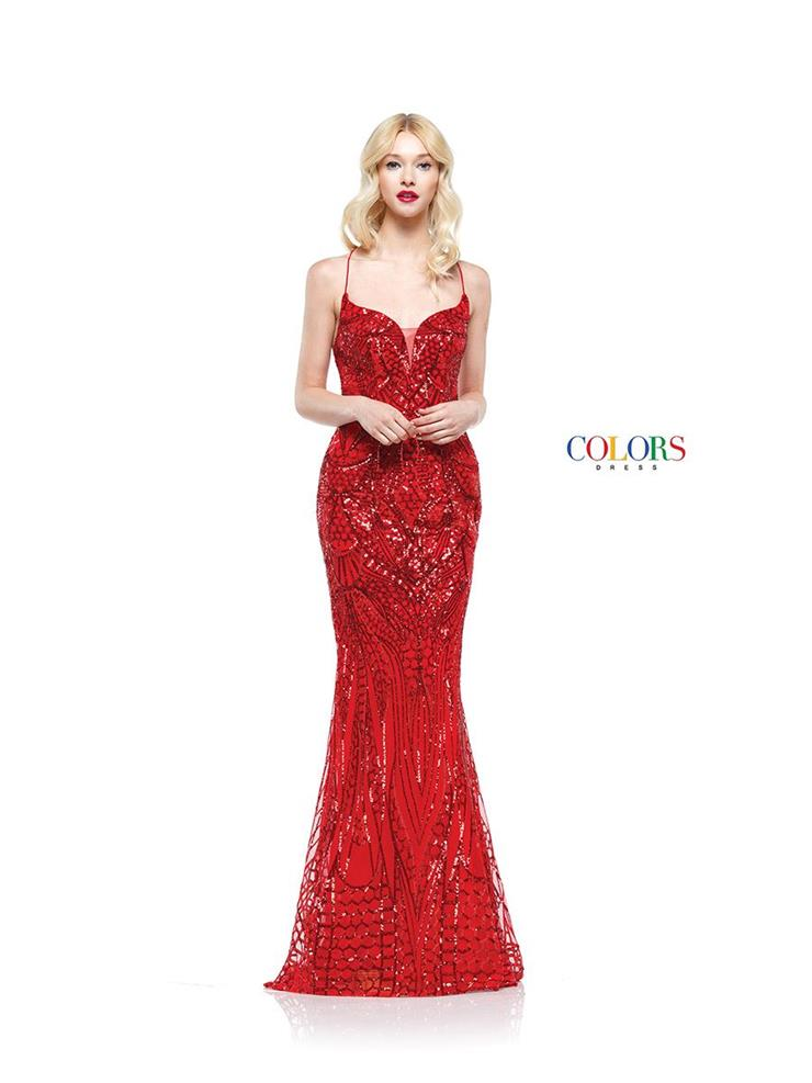Colors Dress Style #2212